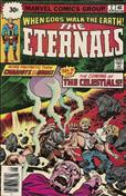 The Eternals #2 Variation A