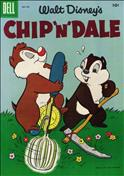 Chip 'n' Dale (1st series) #4