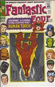 Fantastic Four (Vol. 1) #54