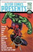 Actor Comics Presents #1 Variation A