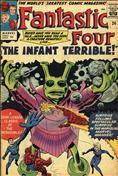 Fantastic Four (UK Edition, Vol. 1) #24