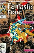 Fantastic Four (Vol. 1) #347  - 2nd printing