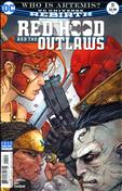 Red Hood and the Outlaws (2nd Series) #11