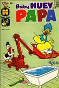 Baby Huey and Papa #22