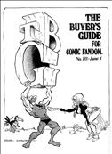 The Buyer's Guide for Comic Fandom #133