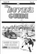 The Buyer's Guide for Comic Fandom #42