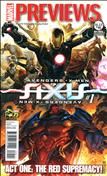 Marvel Previews (2nd Series) #25
