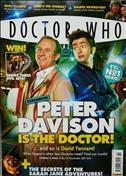 Doctor Who Magazine #389