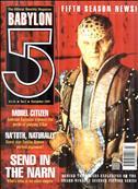 The Official Babylon 5 Magazine #3