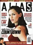 Alias: The Official Magazine #4