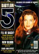The Official Babylon 5 Magazine #4
