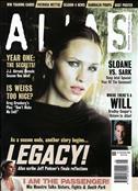 Alias: The Official Magazine #5