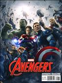 Avengers Magazine #1 Variation A