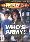 Doctor Who Magazine #398 Variation B