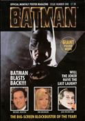 Batman: Official Monthly Poster Magazine #1