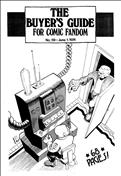 The Buyer's Guide for Comic Fandom #59
