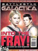 Battlestar Galactica Official Magazine #2 Variation A