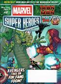 Marvel Super Heroes Magazine #8