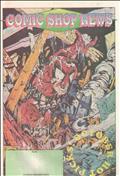 Comic Shop News #172