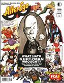 Alter Ego (TwoMorrows) #86