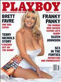 Playboy Magazine #527