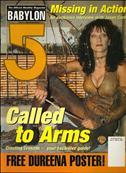 The Official Babylon 5 Magazine #208