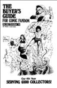 The Buyer's Guide for Comic Fandom #68