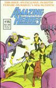 Amazing Heroes #16