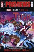 Marvel Previews (4th Series) #1