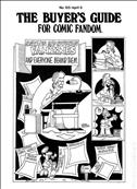 The Buyer's Guide for Comic Fandom #125