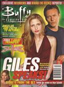 Buffy the Vampire Slayer Magazine #5 Variation A