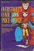 Overstreet's Comic Book Price Update #2