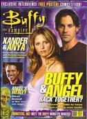 Buffy the Vampire Slayer Magazine #7 Variation A