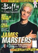 Buffy the Vampire Slayer Magazine #8 Variation A
