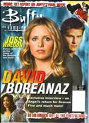 Buffy the Vampire Slayer Magazine #9 Variation A