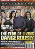 Battlestar Galactica Official Magazine #4 Variation A