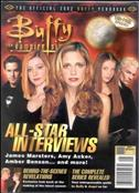Buffy the Vampire Slayer Magazine Yearbook #2002