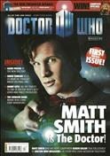 Doctor Who Magazine #417
