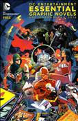 DC Entertainment Essential Graphic Novels and Chronology #2015
