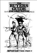 The Buyer's Guide for Comic Fandom #23