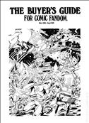The Buyer's Guide for Comic Fandom #126