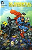 DC Entertainment Essential Graphic Novels and Chronology #2016
