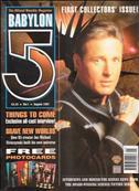 The Official Babylon 5 Magazine #1