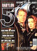 The Official Babylon 5 Magazine #2
