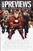 Marvel Previews Special Initiative Edition #1