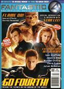 Fantastic Four Official Movie Magazine #1