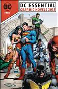 DC Entertainment Essential Graphic Novels and Chronology #2018