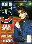 The Official Babylon 5 Magazine #201