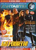 Fantastic Four Official Movie Magazine #1 Variation A