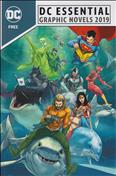 DC Entertainment Essential Graphic Novels and Chronology #2019